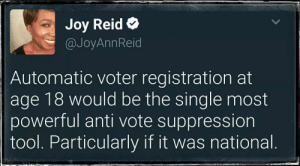 "lazyshoes:  libertarirynn:  julad: thisdiscontentedwinter:  salparadisewasright:  sapphicdalliances:  jonpertwee:  hamfistedbunvendor:   jonpertwee: I feel like this would be a slippery slope towards making it illegal for people to choose to not vote. that's already how it is in australia   That's just so fucked up. :( Do certain medical conditions exempt you?  ?????? why is it be fucked up to have compulsory voting? that's the way it is in most democratic countries? it's a part of being a citizen, like paying taxes and obeying speed limits? the fine for not voting is only like $50 and because of the compulsory voting law, our country bends over backwards to make it accessible: it's always on a weekend, lasts most of the day, and is set up at schools and community centers so there's one within easy reach of almost everybody. you can also mail your ballot or vote early if you'll be out of the country on the day. like, IT'S EASY TO VOTE, and the penalty isn't even that ridiculous. i don't understand why the usa doesn't have this, except obviously it would make it harder to literally stop minorities from voting.  I think we Americans tend to forget that a lot of other countries don't actively work to make it harder to vote.  Adding to this here, in Australia you don't have to vote. Or, more precisely, there's no way they can tell if you ruined your ballot. You have to turn up, get your name marked off, but you can put a line through the ballot if you don't think any of the candidates are worth voting for. Or do this:  Or this:   Or this:  You have get your name crossed off (if you don't want to wear the fine), but you don't have to make your vote counted if you're opposed to it.  And it is so, so easy to vote. Stuck at work or on holidays? That's fine. Do a postal vote.  Stuck in hospital? That's fine. They'll go to you. Stuck in an old people's home and can't get around? Again, they'll go to you. It's amazing to me that it's so hard for so many Americans to actually vote. If you make it compulsory, than at least the government is obligated to provide you with the means to vote.  And look, I get it. Sometimes I don't want to vote either. But I suck it up, I walk three minutes down the street, and I hope that this year they're selling lamingtons again. Oh, and I buy a democracy sausage, which, even if all the candidates suck, makes the effort of turning up pretty worthwhile.   ALSO, you can see even on the fucked up ballots that you NUMBER  CANDIDATES IN ORDER OF PREFERENCE. There's no need to calculate whether I would be throwing away my vote on the candidate that I most agree with if they're not from a major party. I can say, I want that independent person to get in, but if not them, give me Big Party A, and if not them, that minor party person is still better that Big Party B, and I'm not giving any preference to the Lunatic Fringe Party.  Our system certainly has some issues still, but I can show up to somewhere nearby, line up for a few minutes (if at all), vote exactly in line with my values (on paper, leaving a paper trail that can be recounted), and then buy a sausage and some home made cupcakes on my way out.  A country's voting system matters a hell of a lot and every citizen deserves one that makes it easy to vote and results in a government that is representational and accountable.  And by the way, one time I had a bad asthma flare-up on Election Day and didn't make it to my polling station. I got my fine in the mail, I filled out the form explaining why I couldn't vote, no more fine. I would rather have, you know, expressed my preference for who should run my country, but they were cool with the fact that I couldn't do it that day.    I still don't like the idea that I have to vote if I don't want to. Why the hell should that be mandatory?   Because it forces people to participate in deciding how their country is run, which is a good thing. It also forces the government to hear your opinion, which is a good thing. You can still protest the candidates by throwing away your vote, but then you have to acknowledge the fact that you decided to not to care enough to pick your favorite candidate.    ""Because it forces people to participate in deciding how their country is run, which is a good thing."">Implying that we actually have any say in how the country is run: lazyshoes:  libertarirynn:  julad: thisdiscontentedwinter:  salparadisewasright:  sapphicdalliances:  jonpertwee:  hamfistedbunvendor:   jonpertwee: I feel like this would be a slippery slope towards making it illegal for people to choose to not vote. that's already how it is in australia   That's just so fucked up. :( Do certain medical conditions exempt you?  ?????? why is it be fucked up to have compulsory voting? that's the way it is in most democratic countries? it's a part of being a citizen, like paying taxes and obeying speed limits? the fine for not voting is only like $50 and because of the compulsory voting law, our country bends over backwards to make it accessible: it's always on a weekend, lasts most of the day, and is set up at schools and community centers so there's one within easy reach of almost everybody. you can also mail your ballot or vote early if you'll be out of the country on the day. like, IT'S EASY TO VOTE, and the penalty isn't even that ridiculous. i don't understand why the usa doesn't have this, except obviously it would make it harder to literally stop minorities from voting.  I think we Americans tend to forget that a lot of other countries don't actively work to make it harder to vote.  Adding to this here, in Australia you don't have to vote. Or, more precisely, there's no way they can tell if you ruined your ballot. You have to turn up, get your name marked off, but you can put a line through the ballot if you don't think any of the candidates are worth voting for. Or do this:  Or this:   Or this:  You have get your name crossed off (if you don't want to wear the fine), but you don't have to make your vote counted if you're opposed to it.  And it is so, so easy to vote. Stuck at work or on holidays? That's fine. Do a postal vote.  Stuck in hospital? That's fine. They'll go to you. Stuck in an old people's home and can't get around? Again, they'll go to you. It's amazing to me that it's so hard for so many Americans to actually vote. If you make it compulsory, than at least the government is obligated to provide you with the means to vote.  And look, I get it. Sometimes I don't want to vote either. But I suck it up, I walk three minutes down the street, and I hope that this year they're selling lamingtons again. Oh, and I buy a democracy sausage, which, even if all the candidates suck, makes the effort of turning up pretty worthwhile.   ALSO, you can see even on the fucked up ballots that you NUMBER  CANDIDATES IN ORDER OF PREFERENCE. There's no need to calculate whether I would be throwing away my vote on the candidate that I most agree with if they're not from a major party. I can say, I want that independent person to get in, but if not them, give me Big Party A, and if not them, that minor party person is still better that Big Party B, and I'm not giving any preference to the Lunatic Fringe Party.  Our system certainly has some issues still, but I can show up to somewhere nearby, line up for a few minutes (if at all), vote exactly in line with my values (on paper, leaving a paper trail that can be recounted), and then buy a sausage and some home made cupcakes on my way out.  A country's voting system matters a hell of a lot and every citizen deserves one that makes it easy to vote and results in a government that is representational and accountable.  And by the way, one time I had a bad asthma flare-up on Election Day and didn't make it to my polling station. I got my fine in the mail, I filled out the form explaining why I couldn't vote, no more fine. I would rather have, you know, expressed my preference for who should run my country, but they were cool with the fact that I couldn't do it that day.    I still don't like the idea that I have to vote if I don't want to. Why the hell should that be mandatory?   Because it forces people to participate in deciding how their country is run, which is a good thing. It also forces the government to hear your opinion, which is a good thing. You can still protest the candidates by throwing away your vote, but then you have to acknowledge the fact that you decided to not to care enough to pick your favorite candidate.    ""Because it forces people to participate in deciding how their country is run, which is a good thing."">Implying that we actually have any say in how the country is run"