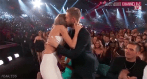 luckydayblog:  everythinghadchanged:  feariess:  Taylor Swift and Calvin Harris at the 2015 Billboard Music Awards  I'm glad taylor finally met a guy that will hug her like that even though there are cameras everywhere.  SOBS: LBOARD  MUSIC AWARDS  CHANNEL M  LIVE  FEARIESS luckydayblog:  everythinghadchanged:  feariess:  Taylor Swift and Calvin Harris at the 2015 Billboard Music Awards  I'm glad taylor finally met a guy that will hug her like that even though there are cameras everywhere.  SOBS