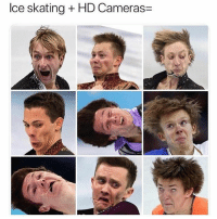 Beautiful, Back, and King: lce skating + HD Cameras- yuzuru king also nathan came back that was so beautiful honestly@i cried