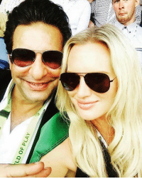 Memes, 🤖, and Mrs: LD  OF PLAY Mr. and Mrs. Wasim Akram