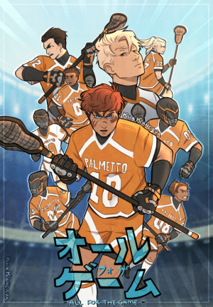 kiiakanerva: What if All for the Game was an anime? // do not use/repost without permission //my instagram // : LDS  07  PALME  KoMAKANERYA  TO  LMETTO  PALMETTO  PALMETTO  PALMETTO  ALL FOR THE GAME  01  KIAKANERY kiiakanerva: What if All for the Game was an anime? // do not use/repost without permission //my instagram //