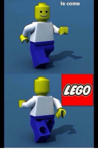 Lego, Memes, and Legos: le come  LEGO I laughed way too much at this