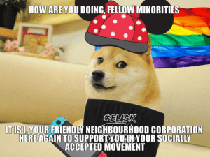 Le corporations have arrived: Le corporations have arrived