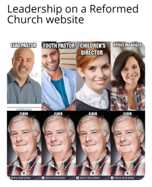 They let the team dress casual for picture day: Leadership on a Reformed  Church website  LEAD PASTOR YOUTH PASTOR CHILDREN'S  OFFICE MANAGER  DIRECTOR  eArt  fa1700182 FreeArt  ELDER  ELDER  ELDER  ELDER  alamy  lamy  alamy stock photo  a alamy stock photo  a alamy stock photo  a alamy stock photo They let the team dress casual for picture day