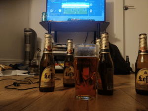 Beer, Fifa, and Soon...: LEAGUE MATCH  NO GUEST  44-3FLAT  NEXT SEARCHBECRG  ora appt  meusredarmy  nd  CHE  O  g  VS  trid L  9EATCHMAKING SETTINGS  TENCAY  RMA  DEFAULT  Atim225  aluminum foll  OND  BLOND  BLOND  BLOND  DE BLO  eND  OE BAND  OND  NO BLOD  MERE  8ELGE BELGIAN  1QNO14 .8  E BLOND  To tve  BaND &  ON  OND  ON ND P  SCH  E BLON  1OND  REIGIAN BE  BELGIAN  E BOOK  ANNO  Sefi  ANNO  1240  Leffe  A  Bdgian Ale  r  Produt  BLONDE BLOND  ANNO  BLONDE BLON  Sef  do  ae et on  e  Rix  PH of  BLONDE B Had an interview today after so long. Hope I get something soon enough. Beer + FIFA :(