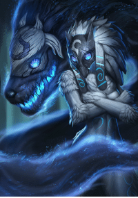 league-of-legends-sexy-girls:  Kindred The Eternal hunter by Zamberz  : league-of-legends-sexy-girls:  Kindred The Eternal hunter by Zamberz