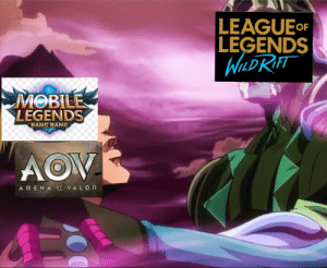 Since the lol mobile meme i made 4 months ago flopped here's another: LEAGUE OF  LEGENDS  WADRAFT  MOBILE  LEGENDS  BANG BANG  AOV  ARENA OF VALOR Since the lol mobile meme i made 4 months ago flopped here's another