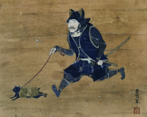 Memes, Tumblr, and Blog: leahsfiction:  classical-memes: When you have to conquer Mongolia but the cat needs a walk first  are those CAT EARS