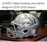 These are 🔥 🔥 🔥: LEAKED: Dallas Cowboys new helmet  design for 2019-2020 season  @NFL MEMES  WARNING These are 🔥 🔥 🔥