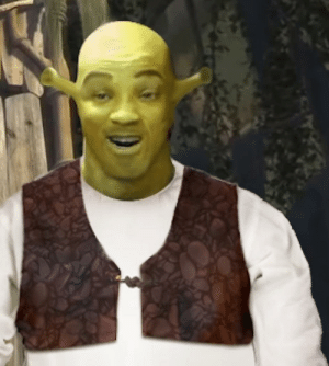 Leaked footage of the new live action Shrek movie!: Leaked footage of the new live action Shrek movie!