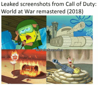 Leaked screenshots from Call of Duty:  World at War remastered (2018)  Polar SaurusRex Zombies was the goat on this! Follow me for more! (@PolarSaurusRex)