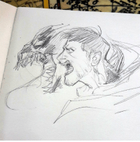 Tumblr, Blog, and Http: leanart: Quick sketch of these two disasters