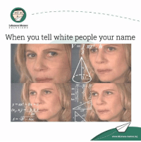 Does it happen to you? Lebanesememes: Lebanese Memes  SOLUTIONS  When you tell White people your name  sin  cos  tan  2a  www.lebanese-memes.org Does it happen to you? Lebanesememes