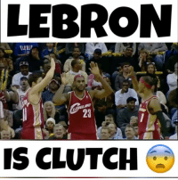 LeBron's Clutch shot in the 4th quarter 😨 clutch kobe Is LeBron the best player in the league? 🤔 Comment below! 👇 - Follow @Sportzmixes For More! 🏀: LEBRON  23  IS CLUTCH LeBron's Clutch shot in the 4th quarter 😨 clutch kobe Is LeBron the best player in the league? 🤔 Comment below! 👇 - Follow @Sportzmixes For More! 🏀