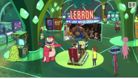Life, Lebron, and A Life Well Lived: LEBRON: A Life Well Lived