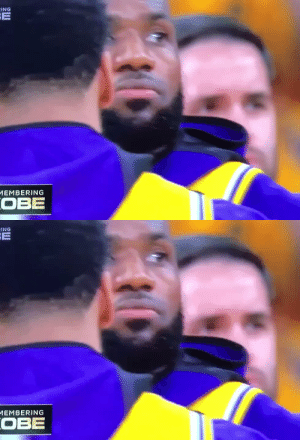 LeBron and Anthony Davis embrace prior to the game🙏 https://t.co/x4CjXcdzNk: LeBron and Anthony Davis embrace prior to the game🙏 https://t.co/x4CjXcdzNk