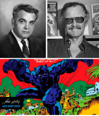 "Black, Black Panther, and Fuck: LEE   THE MOST INSIDIGns  ENEMY OF ALL  JACK KIRBY WEEKA <p>""White people aren't allowed to talk about Wakanda or Black Panther!""</p>  <p>OK seriously please shut the fuck up. You're embarrassing yourselves. Black Panther only exists because of two white guys. He is not some integral part of ""black culture"". Black people do not even kind of own the right to enjoy Black Panther.</p>"