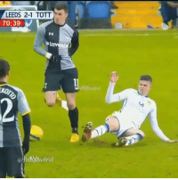 Gareth Bale, Memes, and 🤖: LEEDS 2-1 TOTT  70:39  GIn Magical nutmeg and spin by Gareth Bale back in the day 🎩💥💯