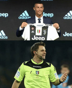 Memes, Jeep, and Juventus: leep adid  eep adidoe  Jee  Jeep  das   DIADORA  ITALIA What Juventus think they need to win the UCL vs what they really need https://t.co/tq2kjepGil