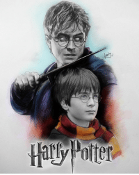 Harry Potter, Memes, and 🤖: leet Double tap if you grew up with Harry Potter!