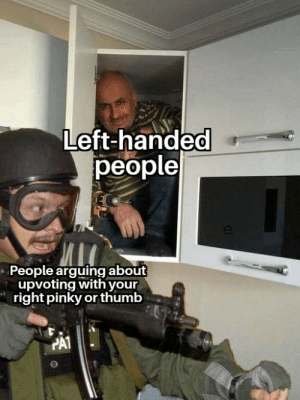 Handed People