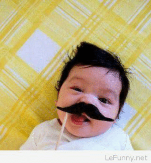 Funny baby humor picture: LeFunny.net Funny baby humor picture