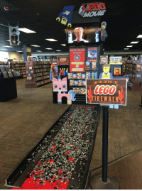 Lego, Can, and Cal: LEG0  KEEP CAL  BECAUSIE  CAN YOU SURVIVE THE  LEGO  FIREWAL <p>Imposible, simplemente no se puede.</p>