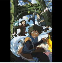"""Legend of Korra: Turf Wars has just released an online preview and the first part of the comic is scheduled to be released on June 7 , 2017. The story picks up where the show left off, when Korra and Asami walk into the spirit world together. """"Korra has to figure out how to find a new balance in the city with all this stuff that's gone on,"""" (DiMartino).: Legend of Korra: Turf Wars has just released an online preview and the first part of the comic is scheduled to be released on June 7 , 2017. The story picks up where the show left off, when Korra and Asami walk into the spirit world together. """"Korra has to figure out how to find a new balance in the city with all this stuff that's gone on,"""" (DiMartino)."""