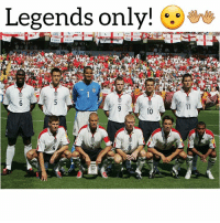England, Soccer, and Sports: Legends only!  10 How England never won anything with this team I will never know....So many legends! 🔥👇