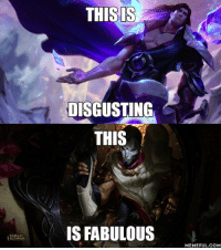 Riot was trying to make Taric fabulous: LEGENDS  THIS IS  DISGUSTING  THIS  IS FABULOUS  MEMEFUL COM Riot was trying to make Taric fabulous