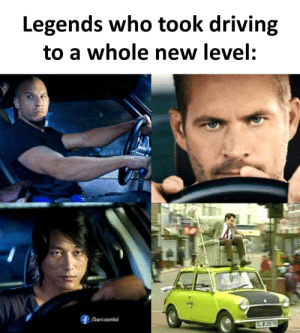 I dont see anything wrong: Legends who took driving  to a whole new level:  /Sarcasmlol  SLY 2878 I dont see anything wrong