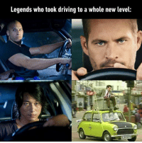 9gag, Driving, and Memes: Legends who took driving to a whole new level: True legends. - legends 9gag