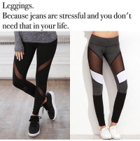 """@silkovermilk is having a sale! Use code """"hilariousted"""" for 10% off storewide! 👉 @silkovermilk 👉 @silkovermilk Worldwide Shipping www.silkovermilk.com: Leggings.  Because jeans are stressful and vou don't  need that in your life. @silkovermilk is having a sale! Use code """"hilariousted"""" for 10% off storewide! 👉 @silkovermilk 👉 @silkovermilk Worldwide Shipping www.silkovermilk.com"""