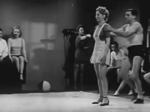 legitimatelala: a-snarling-slytherin:  satanstrousers:  sweaterkittensahoy:   leaper182:   jenovaii:   littlekiwi37-archive:   nicole-coenen: Women Self Defense in 1947  I'm not sure what's the best part of this video: the fact that she's in heels, the fact that she does the whole thing looking like she don't give a fuck, that chick in the back just exercising and enjoying the show, or the fact that both men and women are observing this and the girls are laughing and the guys look concerned/pensive as fuck as they watch all their tactics get shut down like nothing is even happening.   … msties is it just me or is this familiar?   Some of these are moves I haven't seen before.   Some of this looks similar to the self defense I learned in a course three or four years ago. It's definitely got some judo in it (arm bars, throws, fighting to and from the ground). I love this lady. She is rad. I feel like she, much like the rad lady I had as my self defense teacher, would also warn the women that if they don't think they can gouge out someone's eyes, don't start trying because you'll attack better with something you can follow through on.   crimelords I'm sorry I couldn't not reblog this for you   The cheerful music makes it even better     Exactly the music sets it off : legitimatelala: a-snarling-slytherin:  satanstrousers:  sweaterkittensahoy:   leaper182:   jenovaii:   littlekiwi37-archive:   nicole-coenen: Women Self Defense in 1947  I'm not sure what's the best part of this video: the fact that she's in heels, the fact that she does the whole thing looking like she don't give a fuck, that chick in the back just exercising and enjoying the show, or the fact that both men and women are observing this and the girls are laughing and the guys look concerned/pensive as fuck as they watch all their tactics get shut down like nothing is even happening.   … msties is it just me or is this familiar?   Some of these are moves I haven't seen before.   Some of this looks similar to the self defense I learned in a course three or four years ago. It's definitely got some judo in it (arm bars, throws, fighting to and from the ground). I love this lady. She is rad. I feel like she, much like the rad lady I had as my self defense teacher, would also warn the women that if they don't think they can gouge out someone's eyes, don't start trying because you'll attack better with something you can follow through on.   crimelords I'm sorry I couldn't not reblog this for you   The cheerful music makes it even better     Exactly the music sets it off
