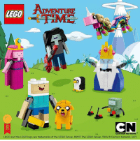 What time is it? It's Contest Time! create your own #LEGO brick-built Adventure Time character or creature and you could win a limited-edition Adventure Time electric guitar signed by members of the cast! http://rebrick.it/contesttime: LEGO  CN  CARTOON NETWORK!  LEGO and the LEGO logo are trademarks of the LEGO Group. O2017 The LEGO Group. TM & O Cartoon Network. (s17) What time is it? It's Contest Time! create your own #LEGO brick-built Adventure Time character or creature and you could win a limited-edition Adventure Time electric guitar signed by members of the cast! http://rebrick.it/contesttime