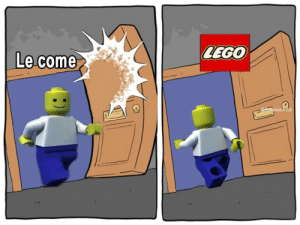.: LEGO  Le come  ORummanAdib .