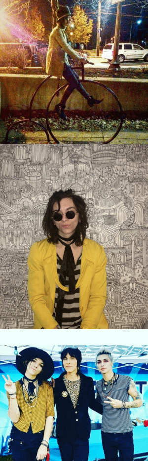 Tumblr, Blog, and Tagged: leithvoid:  Emerson Barrett Wearing Yellow - Part 6/?Jacket/Shirt Version