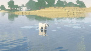Global warming slowly devastating the Arctic icecaps (circa 2019): LELE Global warming slowly devastating the Arctic icecaps (circa 2019)
