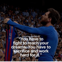 """Adele, Beyonce, and Instagram: @LEOMESSI &@6AMSUCCESS  kW  .. """"You have to  fight to reach your  dreams. You have to  sacrifice and work  hard for it.""""  hard forit.'"""" Tag your team 👇🏼 6amsuccess make this life count 👊🏼 ➖➖➖➖➖➖➖➖➖➖➖➖➖➖➖➖➖ @leomessi @kimkardashian @jlo @adele @ddlovato @katyperry @danbilzerian @kevinhart4real @thenotoriousmma @justintimberlake @taylorswift @beyonce @davidbeckham @selenagomez @therock @thegoodquote @instagram @champagnepapi @cristiano"""