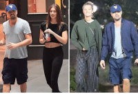 Leonardo DiCaprio, Life, and Memes: Leonardo DiCaprio leads a well-balanced life ... a date with one hot chick before dinner and a date with another hot chick for dinner and beyond 😜 wellbalanced leonardodicaprio tmz