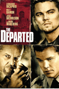 "11 years ago today, #MartinScorsese cooks up a juicy and bloody steak of a movie in ""The Departed.""  #TheDeparted https://t.co/D3X8VpMTTh: LEONARDO  DiCAPRIO  MATT  DAMON  JACK  NICHOLSON  AND  WAHLBERG  THE  DEPARTED 11 years ago today, #MartinScorsese cooks up a juicy and bloody steak of a movie in ""The Departed.""  #TheDeparted https://t.co/D3X8VpMTTh"
