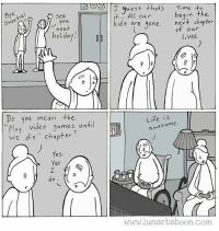 """Life, Memes, and Video Games: Les  