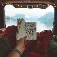 Life is meant to be full of experiences. You will not get the chance to experience great things if you are always in your comfort zone! | JeremyMcGilvrey: LESS  COMFORT  MORE  LIFE Life is meant to be full of experiences. You will not get the chance to experience great things if you are always in your comfort zone! | JeremyMcGilvrey