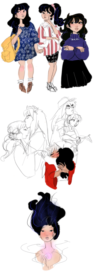 lesueurpeas:  oh god ok let me get the iy out of my system my only huge regret of this series was that we didnt get to see kagome in more painfully 90s fashion : lesueurpeas:  oh god ok let me get the iy out of my system my only huge regret of this series was that we didnt get to see kagome in more painfully 90s fashion