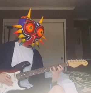 Let me play you the song of Majora: Let me play you the song of Majora