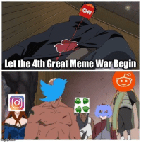 "<p>The Great Meme War of 2017 via /r/dank_meme <a href=""http://ift.tt/2tQRM4c"">http://ift.tt/2tQRM4c</a></p>: Let the 4th Great Meme War Begin <p>The Great Meme War of 2017 via /r/dank_meme <a href=""http://ift.tt/2tQRM4c"">http://ift.tt/2tQRM4c</a></p>"
