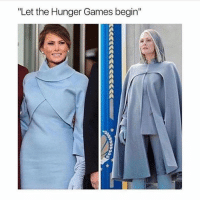 """The Hunger Games, Memes, and The Hunger Games: """"Let the Hunger Games begin"""""""