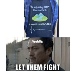 Let them fight: Let them fight