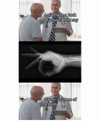 Oh Gerry: Letisinave allook  at vour hand xray  Gerry yo on O  a bitch  0 Oh Gerry