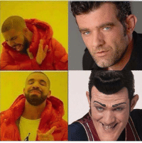 Lets be honest here, we all wanna bang Robbie Rotten right?